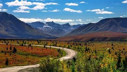 Alaska Desktop Screen Denali 1080p Park National