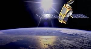 Space Images   Artist Rendering of NASA's Dawn Spacecraft ...
