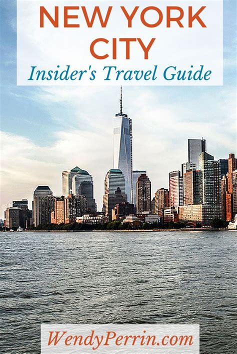New York City Insider's Travel Guide  Nightlife, City And