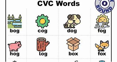 Words Cvc Short Sound English Worksheets Reading