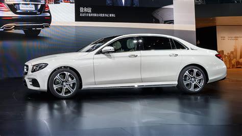 auto china  weltpremiere mercedes benz  klasse
