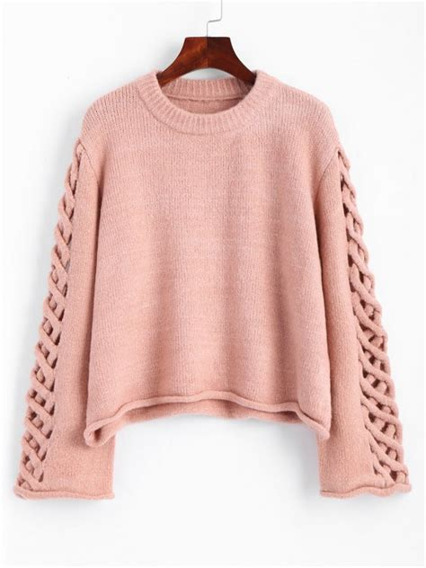 oversized pink sweater oversized braided sleeve pullover sweater pink sweaters