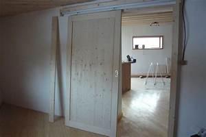 installation porte coulissante dootdadoocom idees de With installer des portes coulissantes