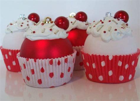Diy Christmas Cupcake Ornament