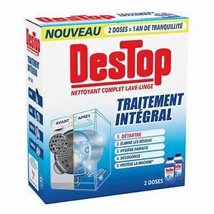 Produit Nettoyant Machine à Laver : destop traitement int gral ~ Premium-room.com Idées de Décoration