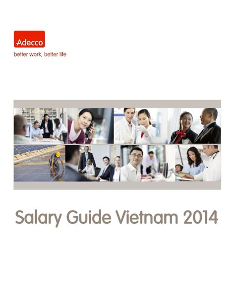 adecco salary guide 2014