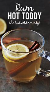 Rum Hot Toddy Recipe