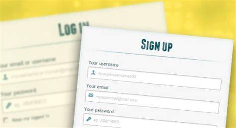 formulario de login