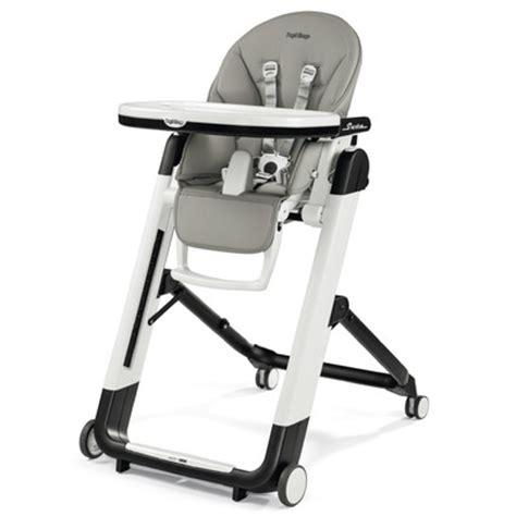 chaise haute siesta de peg p 233 rego chaises hautes
