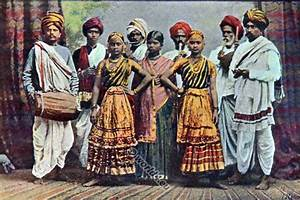 Typical pictures of Indian Natives.   Costume History