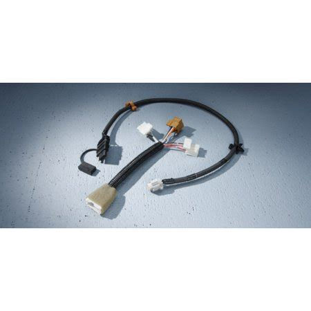 Nissan Trailer Tow Wiring Harness Rogue