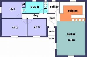 plan extension maison 40m2 details casa del cielo With maison de 100m2 plan 11 maison modulaire elegance de 20m2 40m2 50m2 60m2