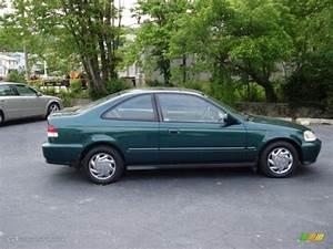 1999 Honda Civic Ex Coupe Hood
