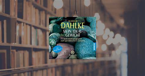 Ruediger Dahlke Mein Idealgewicht Arkana Verlag (Hörbuch