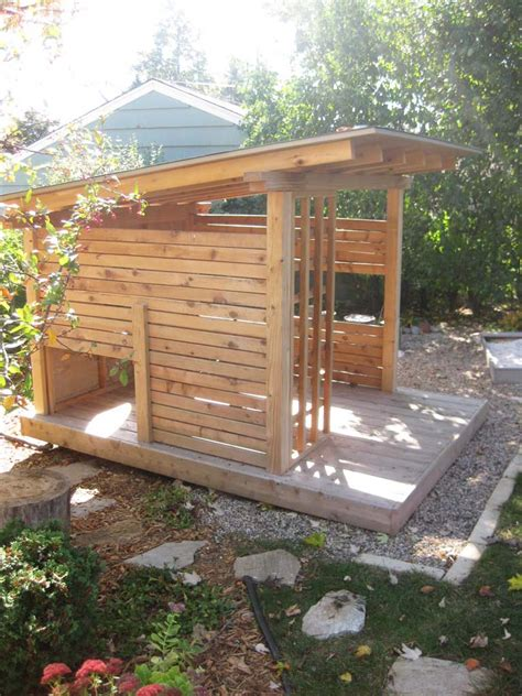 Backyard Play House by Aplaceimagined Backyard Play Space