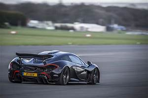 2014 Mclaren P1 Black Rear Three Quarter In Motion 05 Photo 23