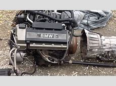 Part 1 BMW E53 X5 Engine Swap and Install After Timing