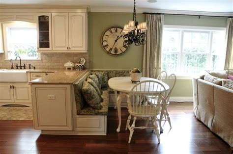 kitchen island with booth seating raised ranch kitchen layout ranch style bar and booth 8238