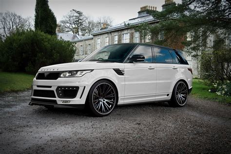 land rover sport official range rover sport by aspire design gtspirit