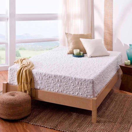 spa sensations mattress spa sensations 12 quot theratouch memory foam mattress