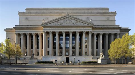National Archives Building, Pennsylvania Ave Side, 42201