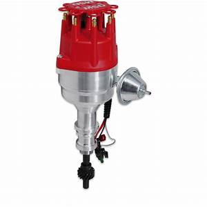 Msd Ignition 83521 Billet Ready