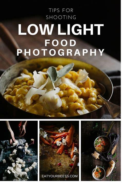 tips  shooting  light food photography  lights