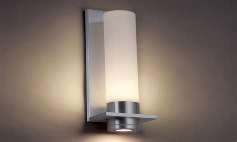 wall lights interesting led sconce indoor led sconce