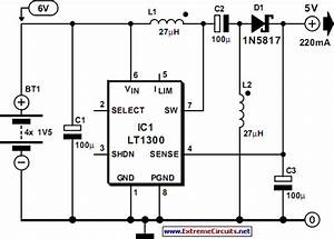 Wiring Schematic Diagram Guide  Low Drop 5v Regulator