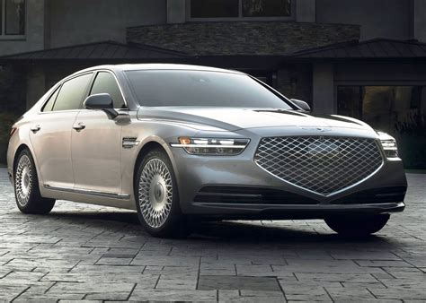 Request a dealer quote or view used cars at msn autos. 2021 Genesis G90 Redesign, No Major Improvements | Price ...