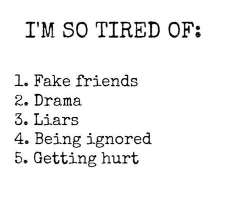 Quotes For When Your Done With Drama