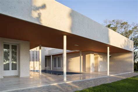 House Built by Iconic House Weizmann House In Rehovot Israel By Erich