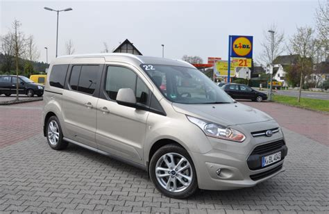 ford tourneo grand connect der neue ford tourneo connect und grand tourneo connect im