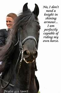 Ride your own h... Horse Owning Quotes