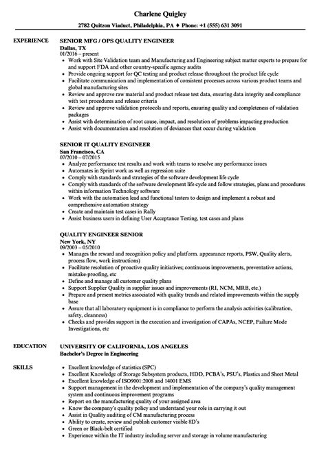 Quality Engineer  Senior Engineer Resume Samples  Velvet. Payroll Services Colorado Gre Classes Houston. Tax Treatment Of Life Insurance. Prognosis Of Atrial Fibrillation. Washington Dc Plastic Surgery. New Business Credit Card Cheap Customized Pens. Upload Image To Internet Life Insurance Agent. Flower Delivery Newport Beach Ca. Ways To Help Struggling Readers