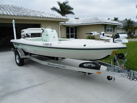 Viper Flats Boats For Sale by 2009 Ranger Ghost 173 Flats Boat The Hull