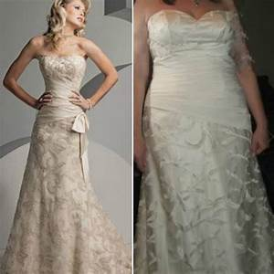 this is why you shouldn39t buy a cheap knock off wedding With order wedding dress online