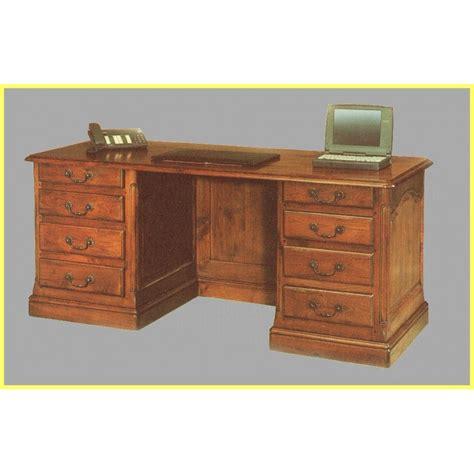 bureau chene massif bureau louis xiv chêne meubles de normandie