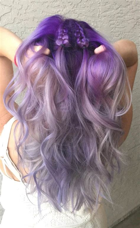 1000 Ideas About Silver Lavender Hair On Pinterest