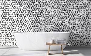 Papiers Peints Noir Et Blanc Mur Aux Dimensions Myloviewfr