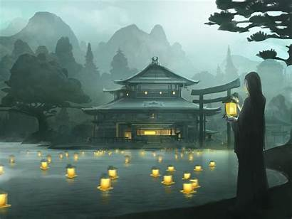 L5r Rings Five Legend Samurai Fantasy Mmo