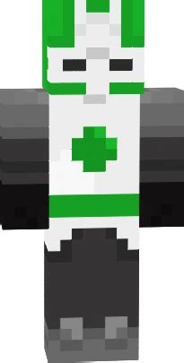castle crashers green knight nova skin