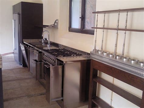 meuble cuisine en inox ameublement inox meuble de cuisine inox hotte de cuisine en inox