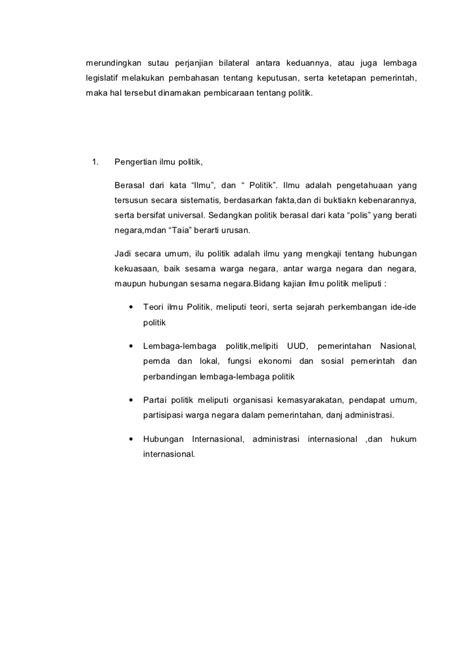 resume buku sistem politik indonesia karya a rahman h i