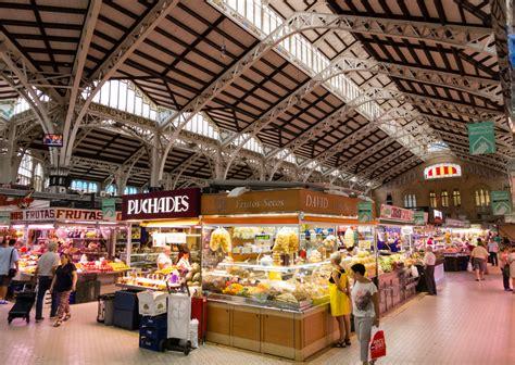 eat local mercado central central market valencia