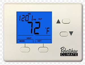 Honeywell Thermostat Pro 2000 Wiring Diagram