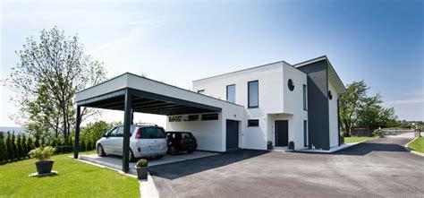 Carport An Haus by Carport Am Haus Anbauen Affordable Garage Ans Haus