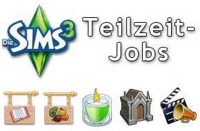Teilzeit Jobs Saarland : die sims 3 teilzeit jobs handel film oder mausoleum ~ Watch28wear.com Haus und Dekorationen