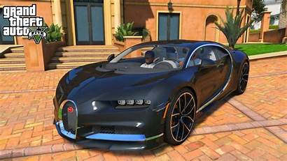 Bugatti Chiron Gta Mod