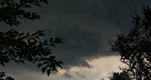 Dark, And, Evil, Storm, In, Time, Lapse, Stock, Footage, Video, 3204946